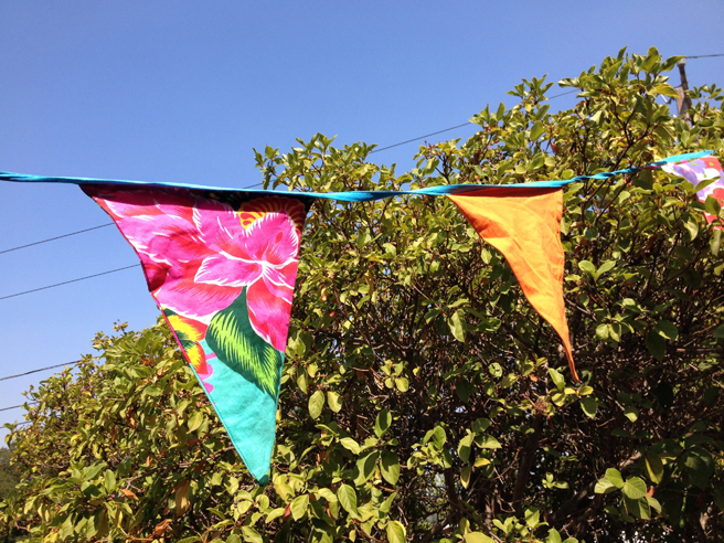 Banners - Art Studio and Outdoor Marketplace - photo Marie Cameron 2015
