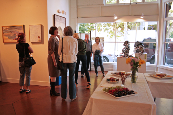 Figures and Faces 2015 PAL Reception - photo Marie Cameron