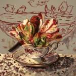 Tulip Tea I (WIP) 6 - Marie Cameron 2015 sm