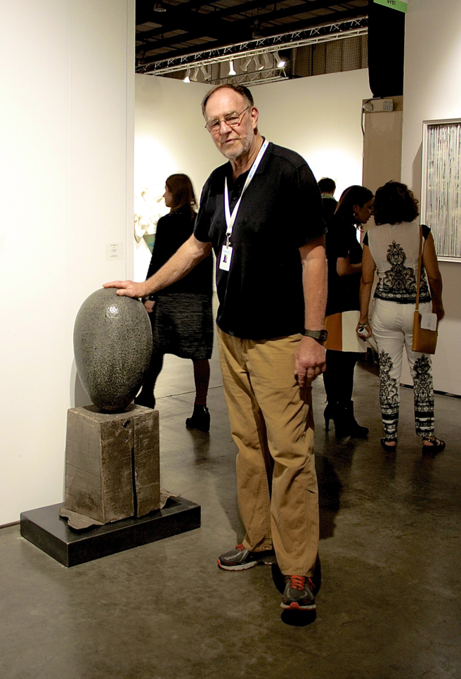 art SV SF - David Middlebrook - Carbon -2009 - The McLoughlin Gallery - photo Marie Cameorn 2015