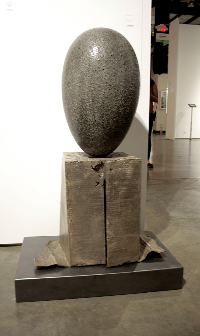 art SV SF - David Middlebrook - Carbon  close up - 2009 - The McLoughlin Gallery - photo Marie Cameorn 2015
