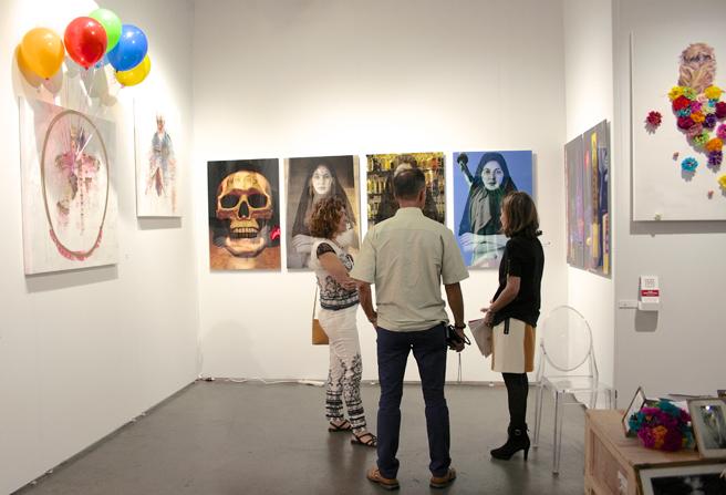 art SV SF - Galerie 55 Bellechasse - photo Marie Cameron 2015