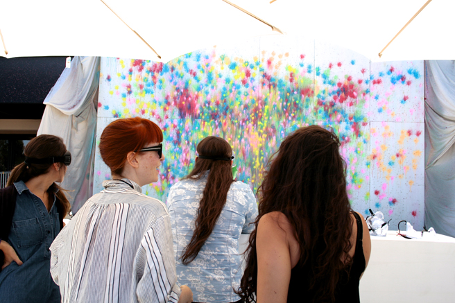 art SV SF - Girls with Guns - Paintball - photo Marie Cameoron 2015