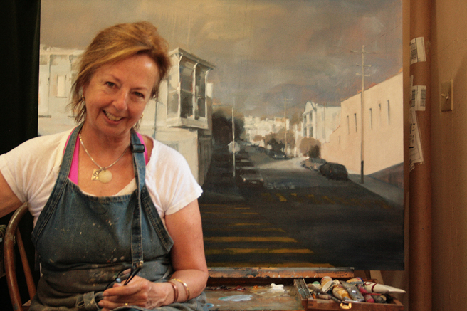 Carol Rafferty Portrait 2- Marie Cameron 2015