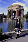 Marie Cameron at Palace of Fine Arts - photo OP 2016