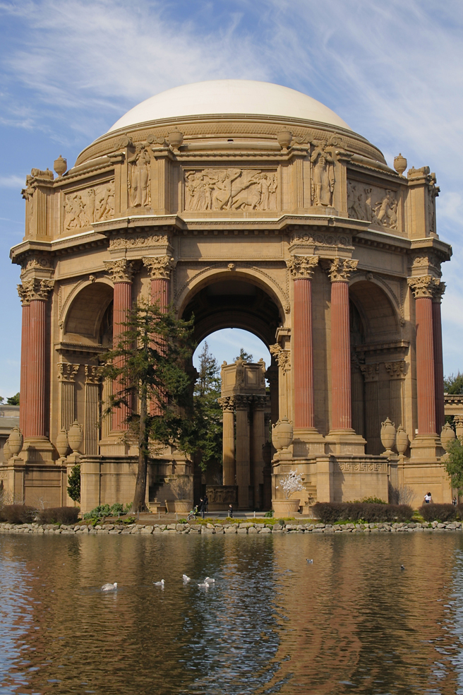 Palace of Fine Arts 1 - Marie Cameron 2016