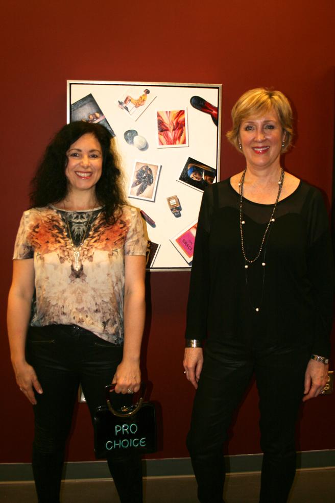 Marie Cameron and Elizabeth Barlow - NUMU- 2016