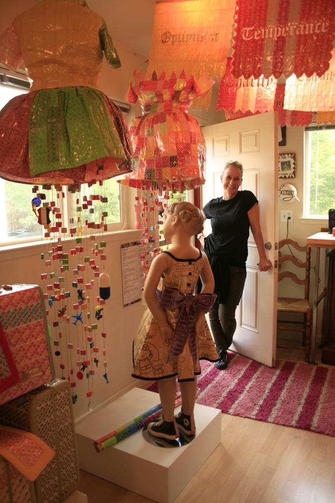Charlotte Kruk Open Studio 19