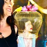 Social Justice drop off - SMCMA  Selfie - Marie Cameron 8-30-16 sm