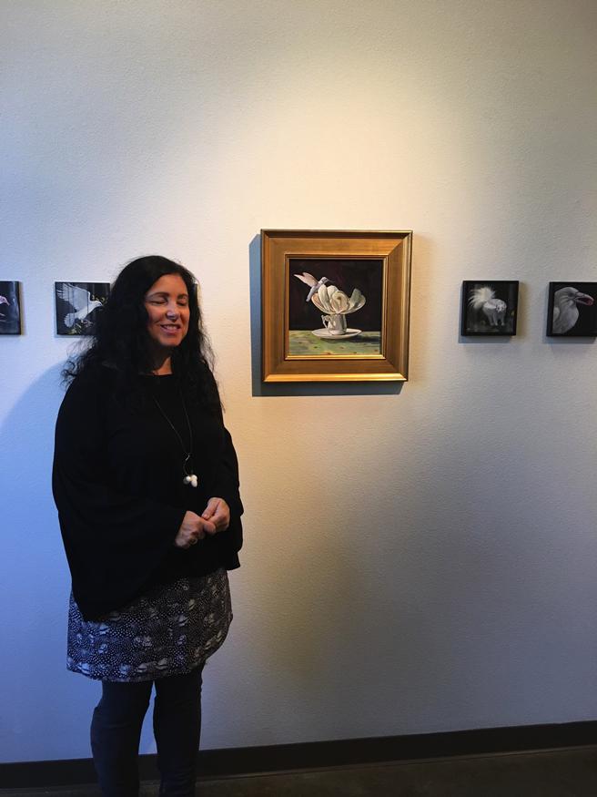 Fade - Artist Talk - 6 - photo Lorraine Lawson  2017
