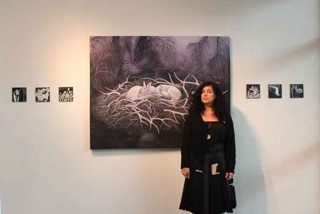 Fade - Vargas Gallery  - Mission College - Marie Cameron - 2017 - 4 web