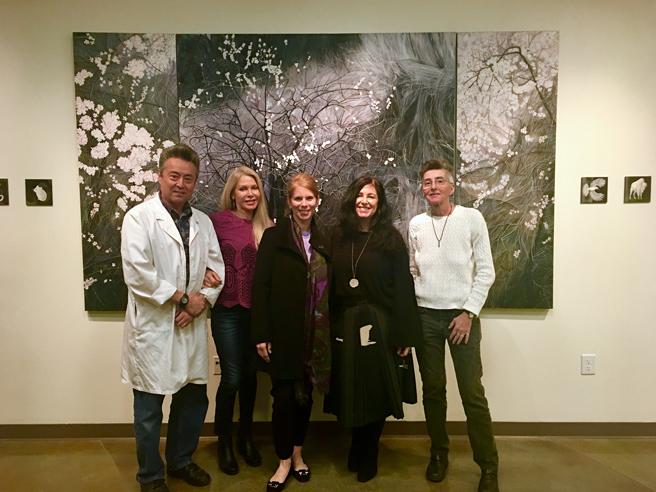 Fade Reception - Vargas Gallery 10 - Marie Cameron 2017