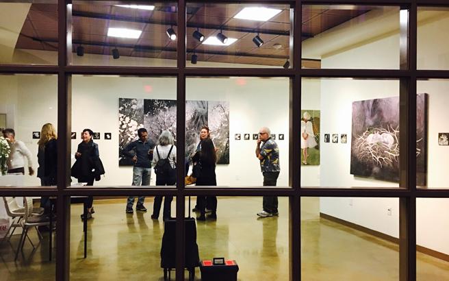 Fade Reception - Vargas Gallery - 20 - Marie Cameron 2017
