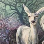 Liminal Deer - Marie Cameron - WIP - 2018 web sm