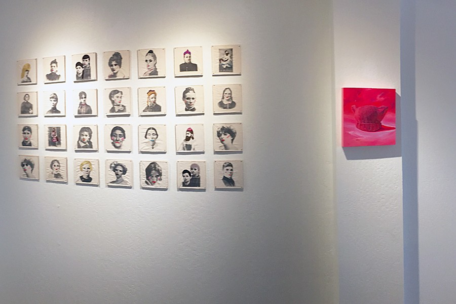 In the Pink at RISE Empower, Change and Action, a Gutfreund Cornett exhibition at Whitney Modern