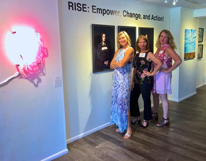 Rise - GCA - Whitney Modern - Reception 1- photo Marie Cameron 2018