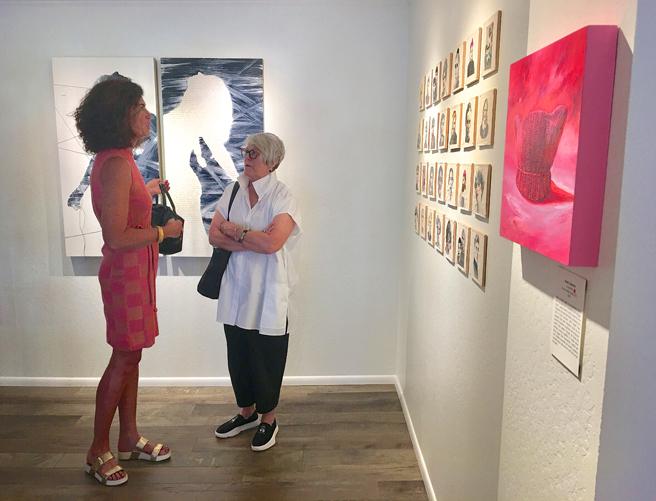 Rise - GCA - Whitney Modern - Reception 3- photo Marie Cameron 2018