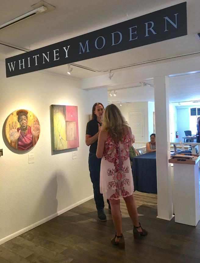 Rise - GCA - Whitney Modern - Reception 34 - photo Marie Cameron 2018