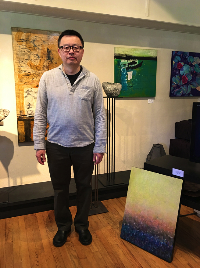 Conversations With Culture - Iwasawa Oriental Art - James Ong-2018