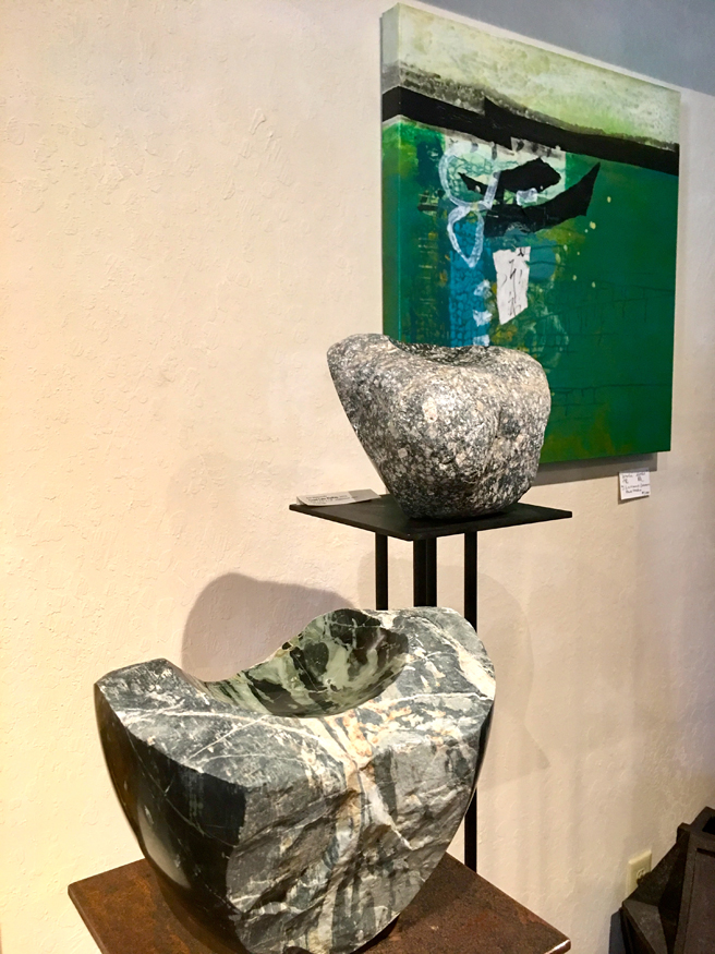 Conversations With Culture - Iwasawa Oriental Art - Ken Matsumoto and Lorraine Lawson -2018
